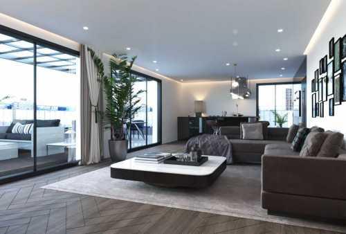Papia - Apartment Render Living