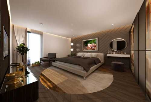 Papia - Apartment Render Bedroom