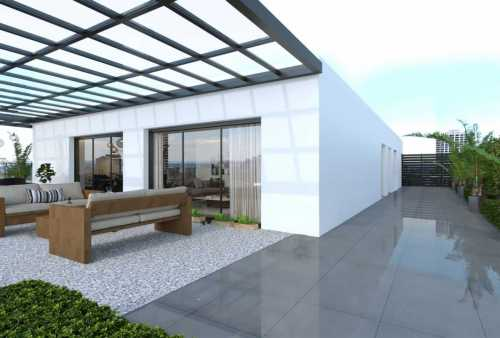 Papia - Apartment Render Rooftop